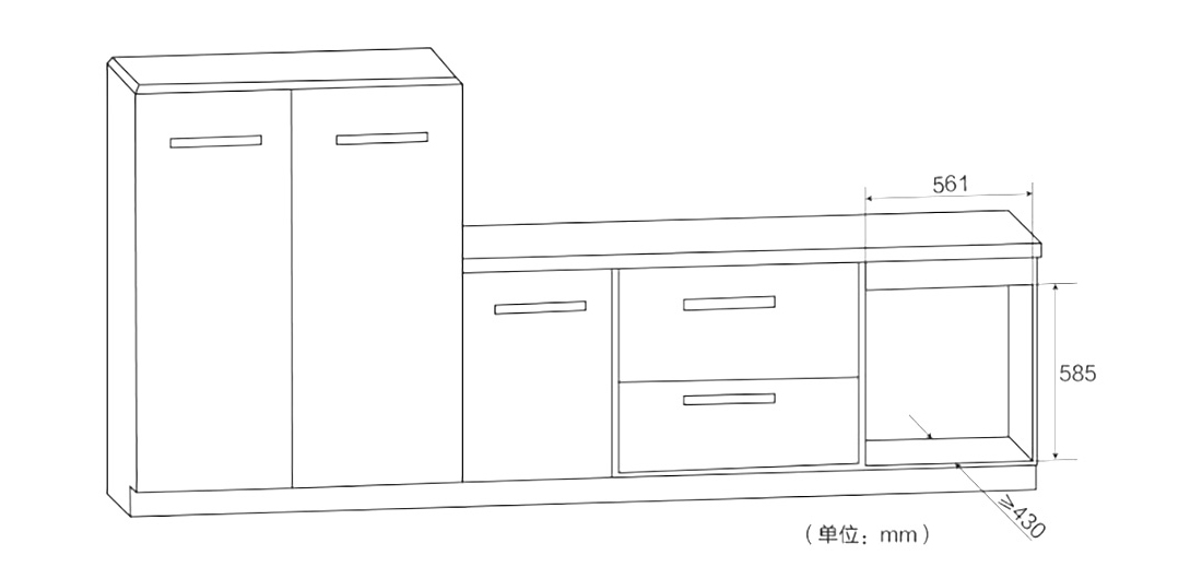 方太ZTD100F-19E安装示意图
