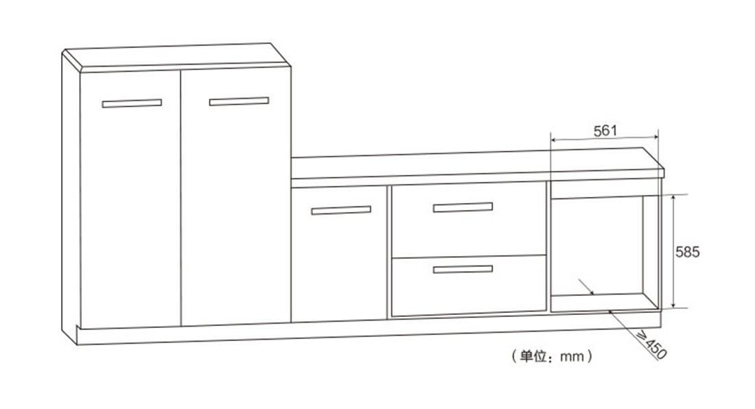 方太ZTD100J-J45E安装示意图