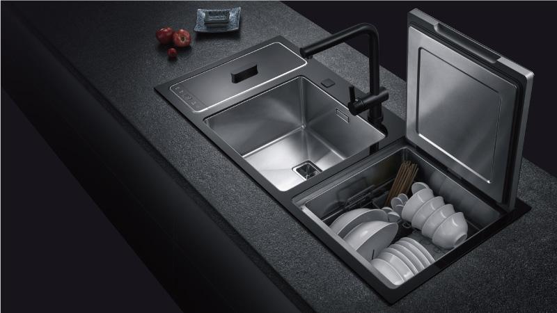 方太水槽洗碗机 JBSD3T-Q7|水槽洗碗机-澳门电子