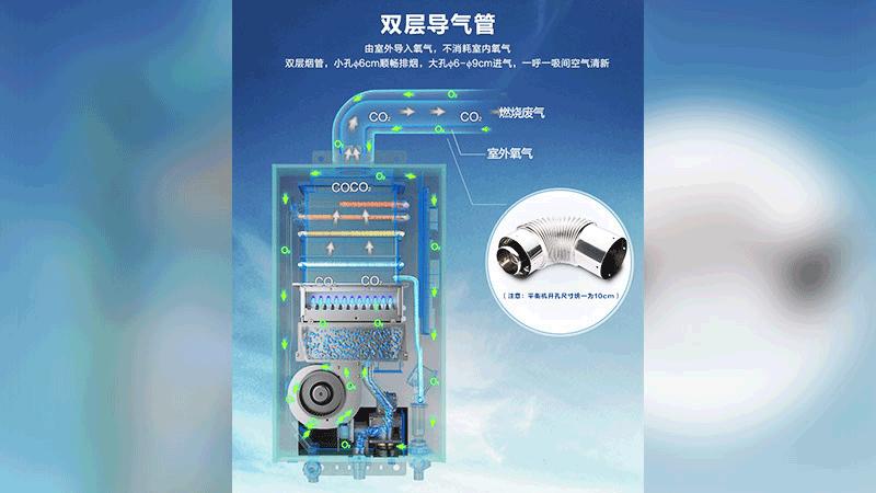 平衡式燃气热水器好_【JSG25-13BES】_参数_功能_安装图 - 方太燃气热水器官方网站