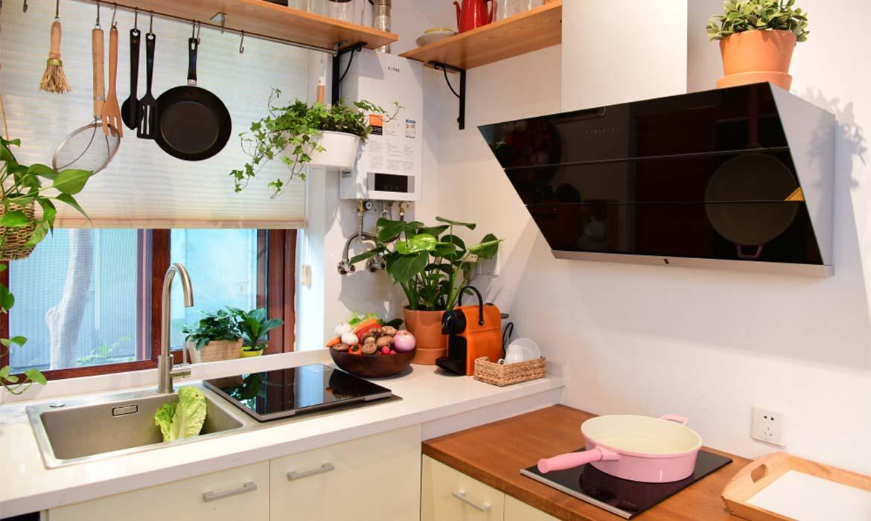 家有老人,厨房装修一定要注意这几点!