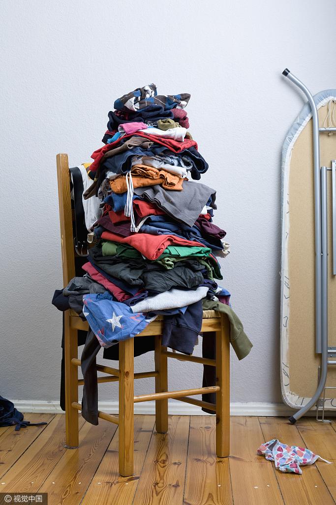 """隔夜衣物如何收纳? 两个方法让它们陪你好好""""过夜"""""""